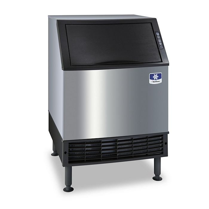 Manitowoc - UY0140A-161B - Undercounter Half Dice Cube Ice Machine on