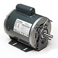 Marathon Electric - B313 - 1/4 HP 115/230V 1725 RPM Dripproof Single Phase 60 Hz Motor