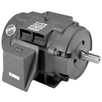 Marathon Electric - E1931 - 3 HP, 1755 RPM, Dp, 184T, 3/60/208 - 230/460 Motor