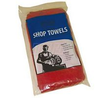 MARS - 79027 - Red Shop Towel 50pk