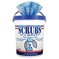 MARS - 93201 - Scrubs in - a - bucket (72 Towel count)