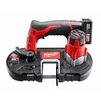 Milwaukee Tool - 2429-21XC - M12™ Cordless Sub-Compact Band Saw Kit