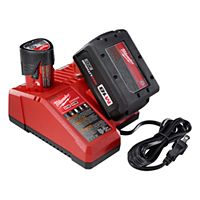 Milwaukee - 48-59-1812 - M18™ & M12™ Multi-Voltage Charger