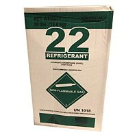 Hudson - X-0000-INPLANT-TN1 - Cleaned R22 Refrigerant in a 30 lb cylinder - Tennessee