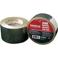 Covalence Adhesives (Polyken) - 1087636 - Polyken 339 Cold Weather Foil Tape