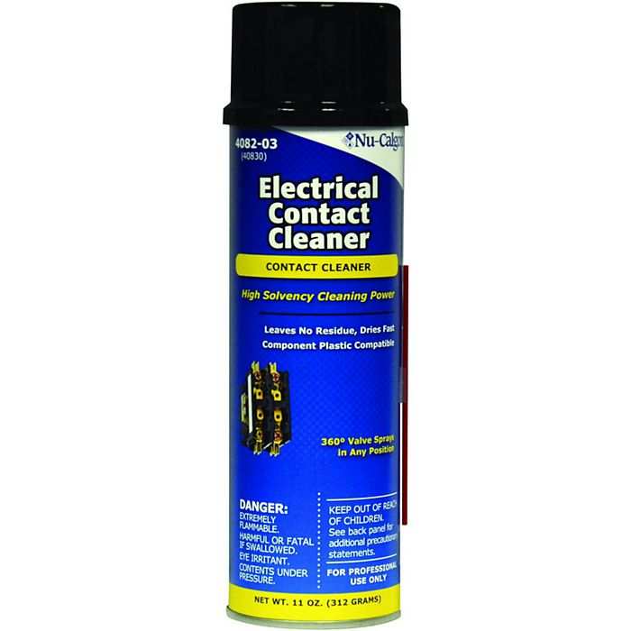 Nu-Calgon - 4082-03 - Aerosol Electrical Contact Cleaner