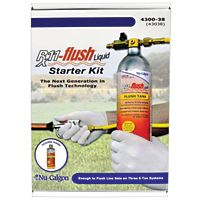 Nu-Calgon - 4300-38 - Rx11® Flush Liquid starter kit