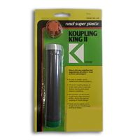 "Pioneer - KK100 - Koupling King II Kit, includes one 6"" flexible coupling and three end caps"