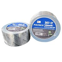 "Covalence Adhesives (Polyken) - 1086863 - Foilmastic UL181B-FX Listed Sealant Tape 3"" x 100'"