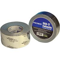 Covalence Adhesives (Polyken) - 1087780 - Foil/ Butyl Mastic Sealant Tape 72mm x 31M