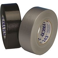 Covalence Adhesives (Polyken) - 622262 - Polyken 243 Black Multi-Purpose Grade Duct Tape