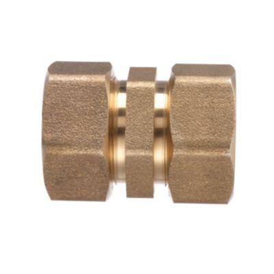 Pro-Flex CSST - PFUF-1212 - 1/2  Pro-Flex Brass Union Gas Pipe Fitting  sc 1 st  Baker Distributing & PFUF-1212 | Baker Distributing