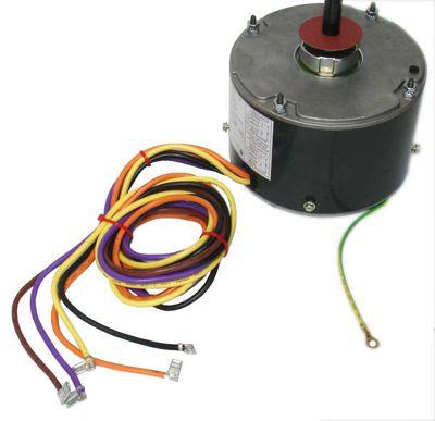 OEM Rheem Ruud Condenser FAN MOTOR 1//3 HP 230v 51-100998-30