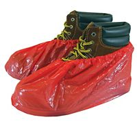 Shubee - C SB SC WP RD - Waterproof Red Shoe Covers