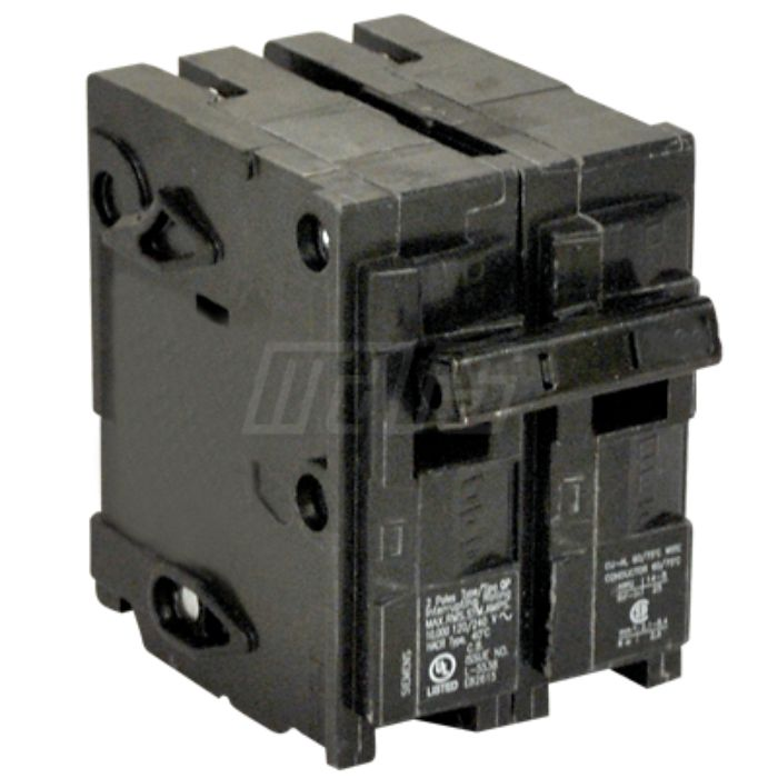 Siemens/Furnas - 83225 - 40 Amp 120/240 Volt 2 Pole ITE Circuit Breaker Q240