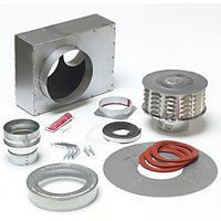 "Sterling - AS-X7-5 - Combustion Air Inlet Kit, 5"" (GG090N-GG120N only)"