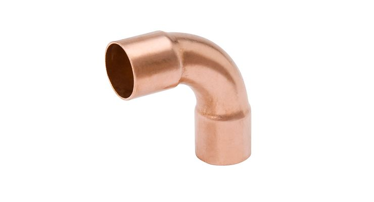 "Short Radius Elbow Copper Fitting Made For 5//8/"" O.D Tubing"