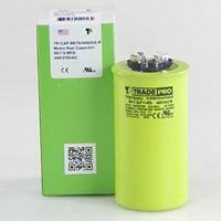 TRADEPRO® - TP8075440U - 80/7.5 MFD 440V Round Capacitor Made in the USA