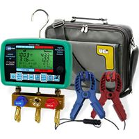 Universal Enterprises - AK900SC - Digi-Cool Refrigerant Analyzer with Soft Case