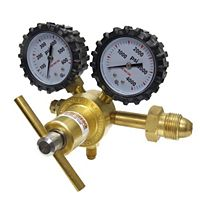 Uniweld - RHP400 - Nitrogen Regulator, Delivery Pressure 0-400 PSI.