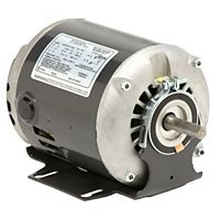 U.S. Motors - 8100 - Belted Fan and Blower, 1 Phase, Split Phase, Open Drip proof (ODP), Resilient Base Mount