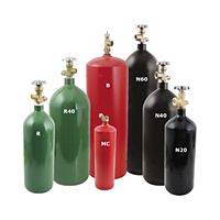 Tmg Co. - 10ACIP - Acetylene (C2H2) Cylinder Only