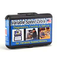 Windy Hill Mfg - VZ-7 - Variable Speed Zebra ECM Diagnostic Tool